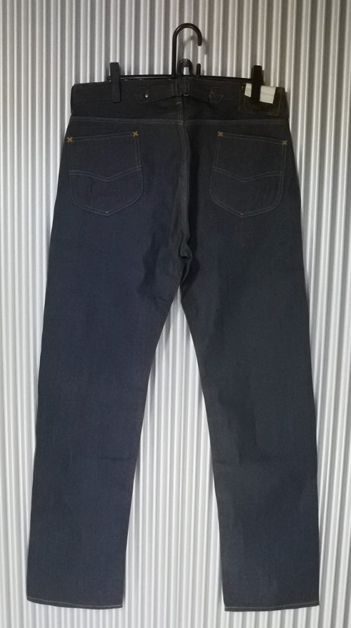 30s Lee Cowboy Pants Dead stock Reprint 4