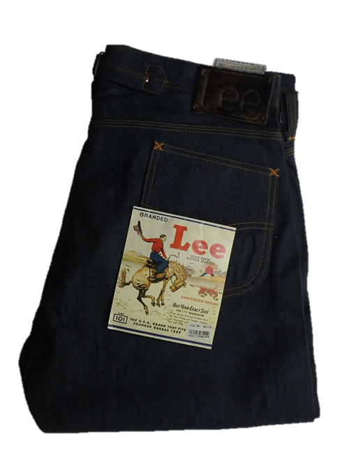 30s Lee Cowboy Pants Dead stock Reprint 1