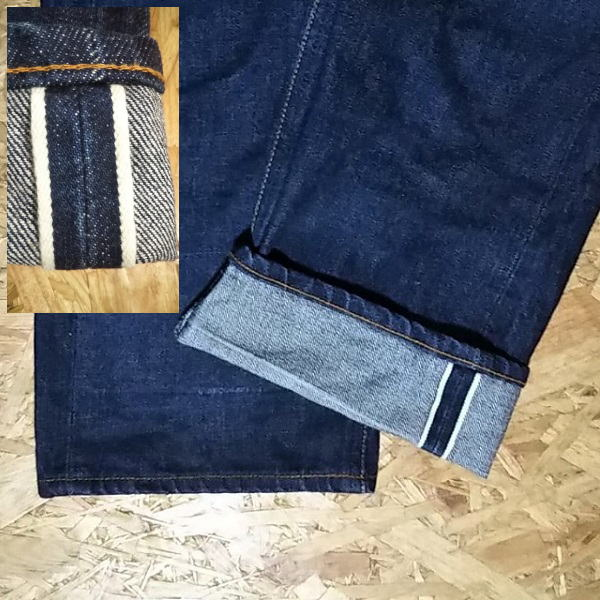 【Wrangler】ARCHIVE '64Model 10MW Made in Japan Selvedge