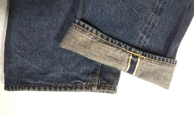 WAREHOUSE 50s Vintage jeans Reprint Selvedge Chain stitch
