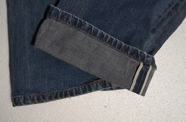 30s Lee Cowboy Pants Reprint Selvedge
