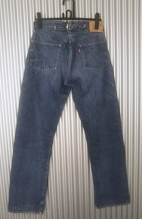 LVC Levi's201xx Rear view