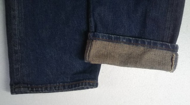 Levi's501 JEANS Made in USA Made in 2000 hem