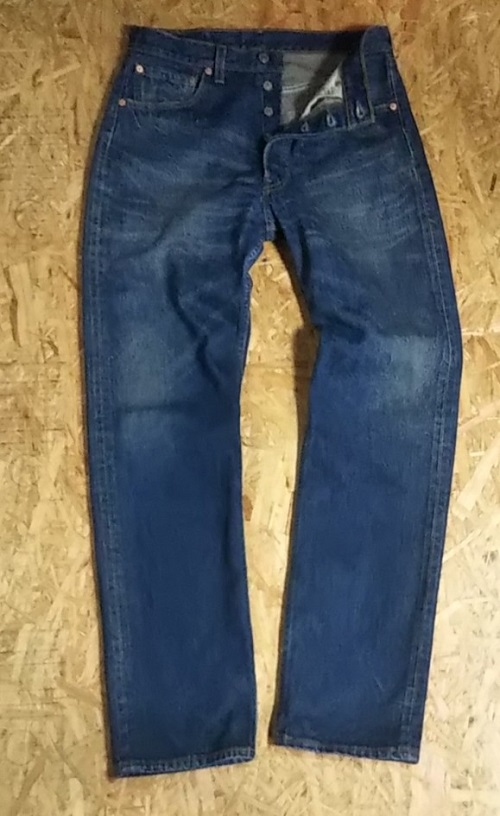 Levi's501 JEANS Made in USA Made in 2000