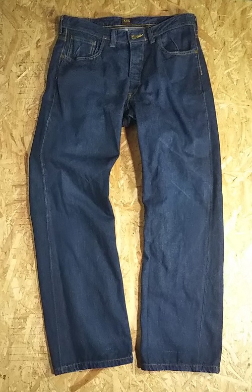 30s Lee Cowboy Pants 101 Reprint