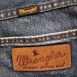 90s Wrangler Selvedge jeans Made in JAPAN W31-32