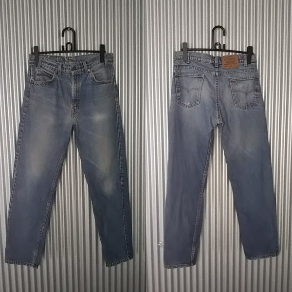 1990s Levi's 505 Made in USA W32-33