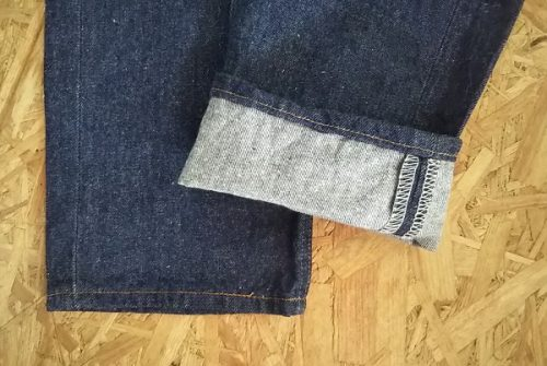 90s Levi's501 Made in USA W31 1999 made hem