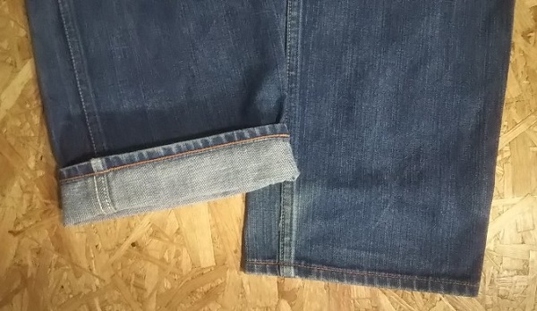 40s Inner winding Wrangler11MWB Japan.Cowboy jeans.W33 Wind-sewn outseam