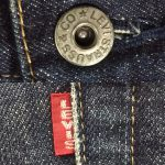 "LVC 1990s Levi's 702 ""30s reprint"" 140th anniversary Japan model W36"