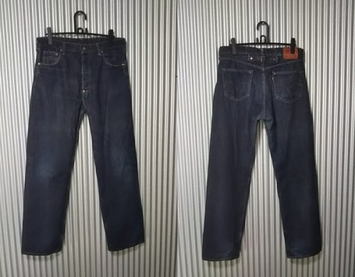 "LVC 1990s Levi's 702 ""30s reprint"" 140th anniversary Japan mode  W34"