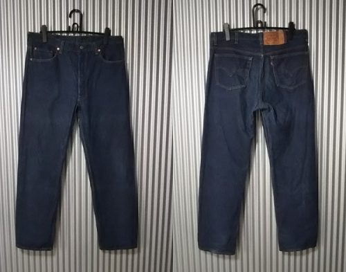 90s Levi's501 Made in USA W37-38 1995 made