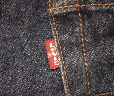90s Levi's501 Made in USA W37-38 1995 made Red tab