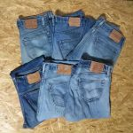 80s-90s Levi's 501 / Made in USA has become popular in Japan!