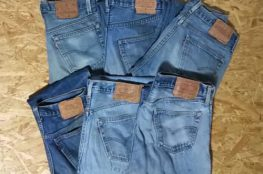 80s-90s Levi's 501 Made in USA