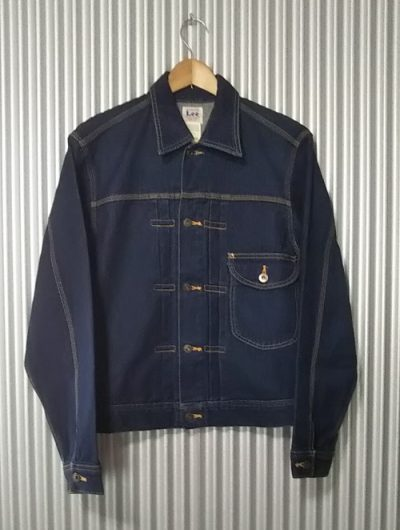 30s LEE COWBOY Denim Jacket