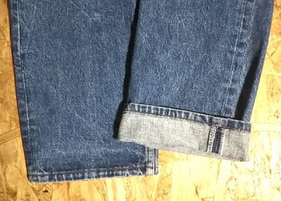 80s Levi's501 Made in USA W30-31 1987 made Hem