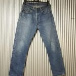 80s Levi's501 Made in USA W30-31 1987 made