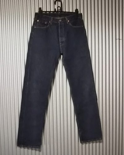 90s Levi's501 Made in USA W31-32 1999 made