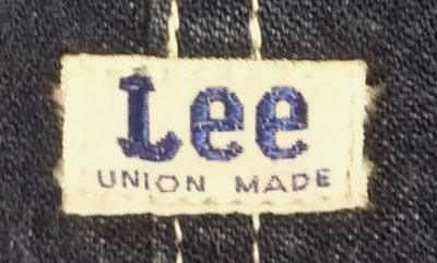Lee 91-J chore jacket Japan planning Size38 Pis name with union made