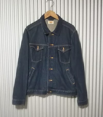 BIG JOHN 2nd type Denim jacket size L front side
