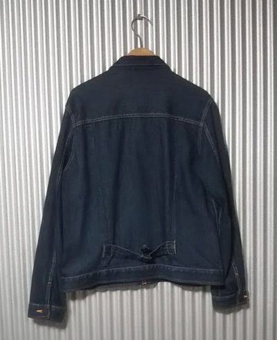BIG JOHN 2nd type Denim jacket size L rear side