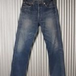 2000made Levi's 501 Made in USA w31-32