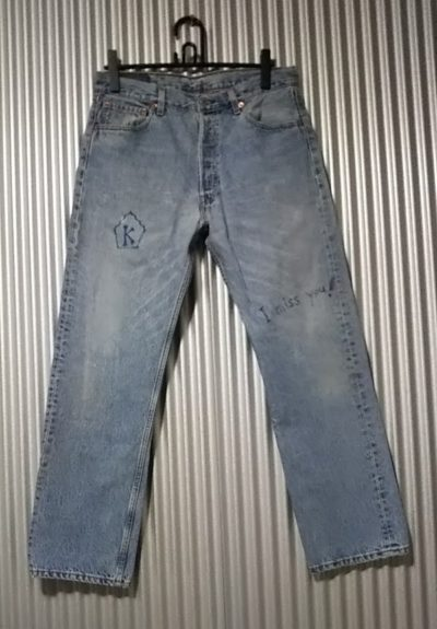 1990s Levi's 501 Made in USA W33