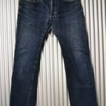 STUDIO D'ARTISAN SD-107 15oz Selvedge denim Super tight W34-35