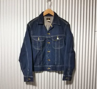 40s Lee Riders Jacket Reprint 90s made japan made