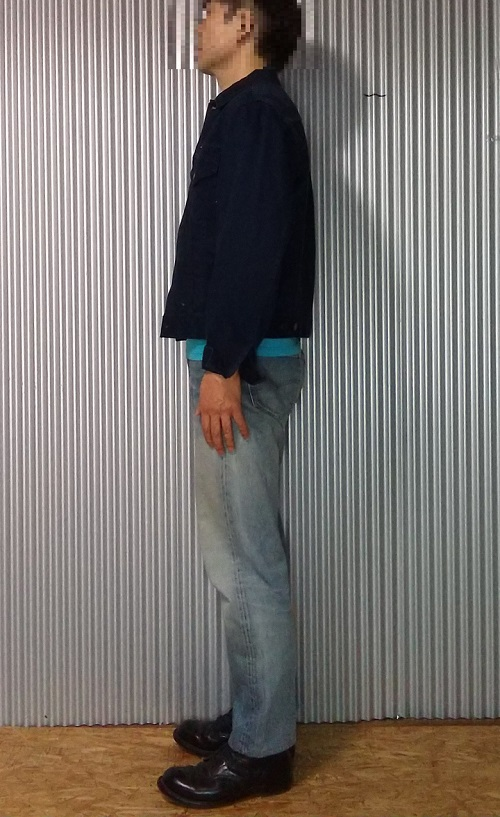 80s Levi's Twill Tracker Jacket + 90s Levi's 501 Made in USA.-2