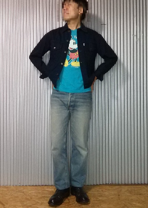 80s Levi's Twill Tracker Jacket + 90s Levi's 501 Made in USA.-1