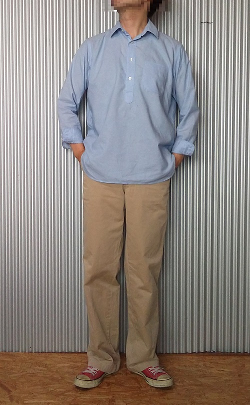"""Wearing image 3 = 90s Levi's Work Pants """"Levi's Workers"""" series CHINO PANTS Made in Japan"""
