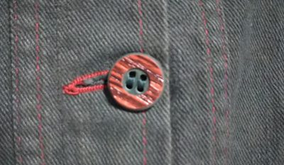 """Button - 70s """"Rampage Horse Tag"""" Wrangler Western Jacket."""