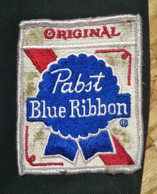 Patch - US federal jacket