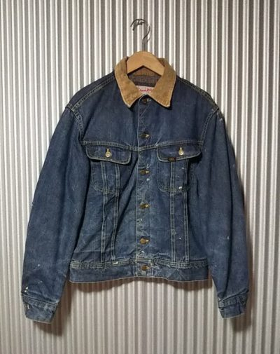 70s Lee 101 LJ Storm Rider Jacket. Made in USA 1970-1973 size 40 LONG